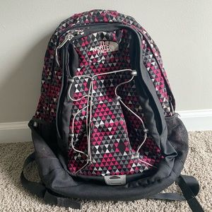 Pink Northface Women's Backpack
